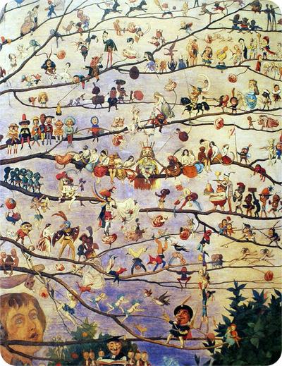 The Fairy Tree Richard Doyle